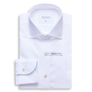 White Oxford Traveller Shirt