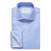 Unusual Light Blue Oxford Shirt