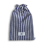 Dark Blue Stripe Jersey Boxer Shorts
