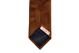 Brown Twill Tie - Emmett London - Jermyn Street & Kings Road Shirtmakers