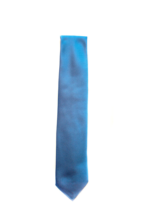 Greek Coastline Twill Tie