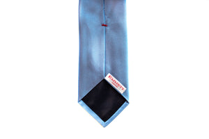Greek Coastline Twill Tie - Emmett London - Jermyn Street & Kings Road Shirtmakers