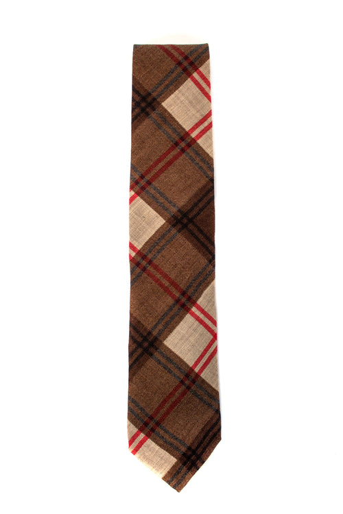 East Sussex Check Tie