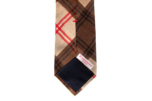 East Sussex Check Tie - Emmett London - Jermyn Street & Kings Road Shirtmakers