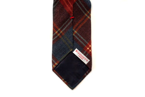 West Sussex Check Tie - Emmett London - Jermyn Street & Kings Road Shirtmakers