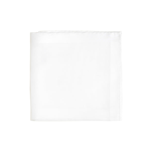 White border Stripe Handkerchief