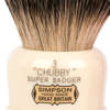 See a behind the scenes video at the Simpson's Shaving Brush Factory