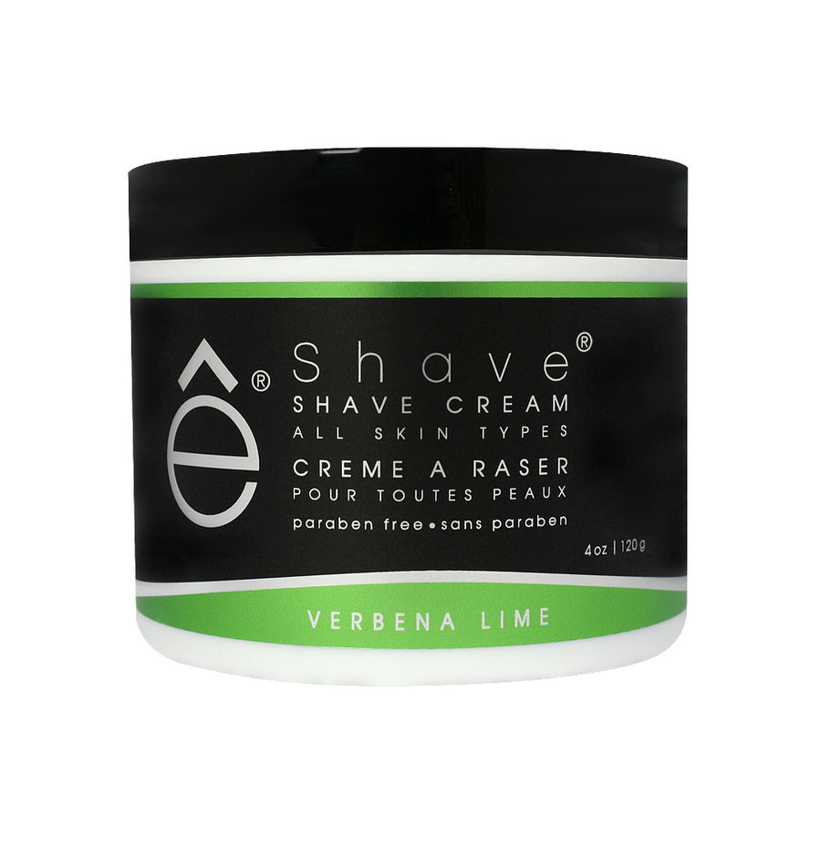 eShave Shaving Cream 120g -Verbena Lime