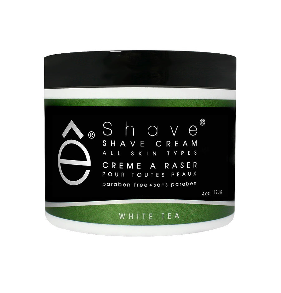 eShave Shaving Cream 120g -White Tea