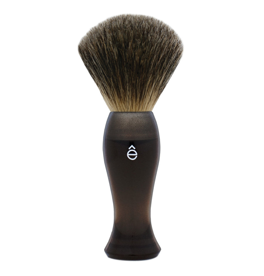eShave Shave Brush Smoke - Fine Badger
