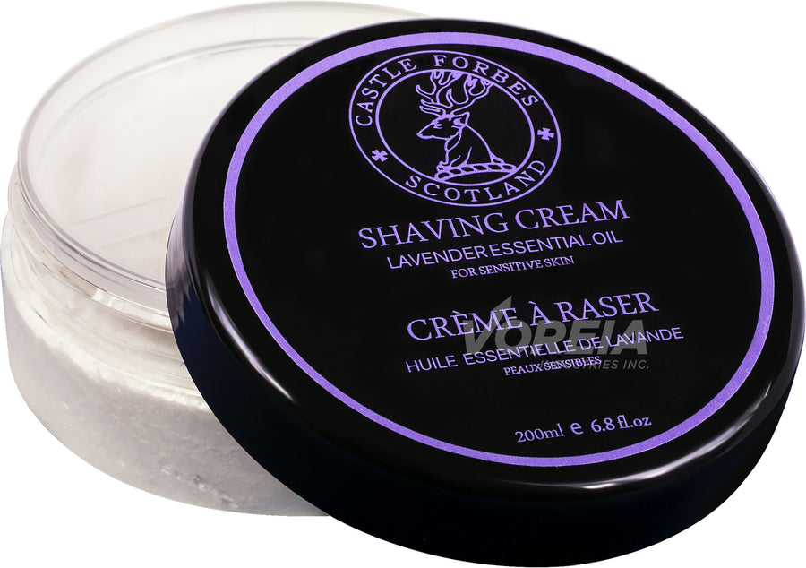CF Shaving Cream 200ml - Lavender