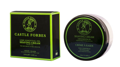 CF Shaving Cream 200ml - Lime