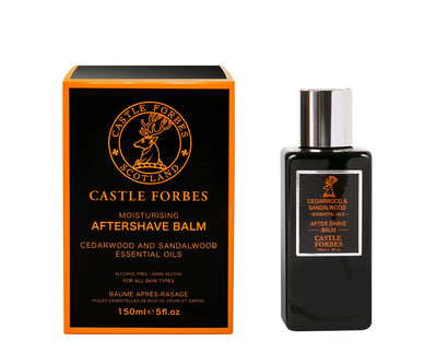 CF Aftershave Balm 150ml - Cedar & Sandalwood