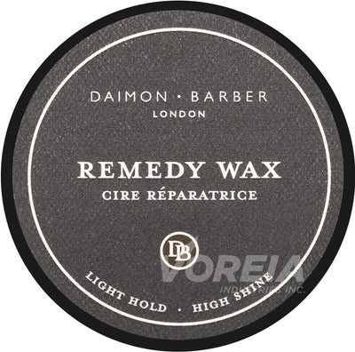 Daimon Barber No.3 Wax Pomade 100g