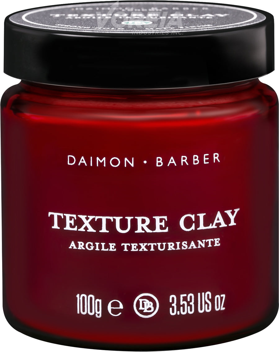Daimon Barber No.4 Clay Pomade 100g