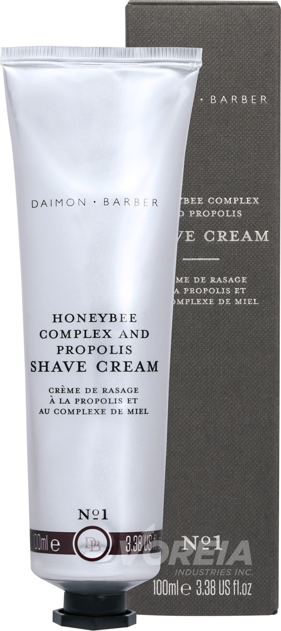 Daimon Barber Shave Cream 100ml