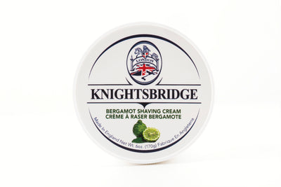 Knightsbridge Shaving Cream 170g - Bergamot