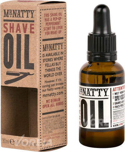 Mr Natty Shave Oil 30ml