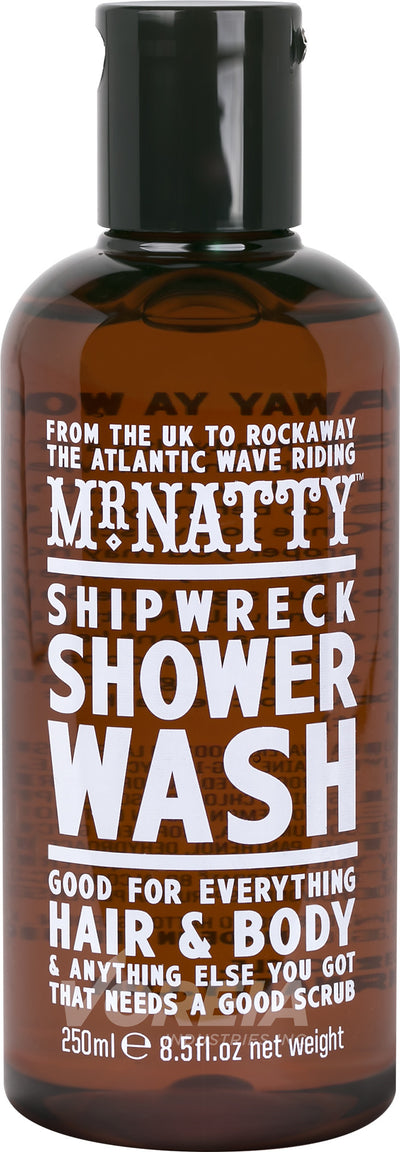 Mr Natty Shower Wash