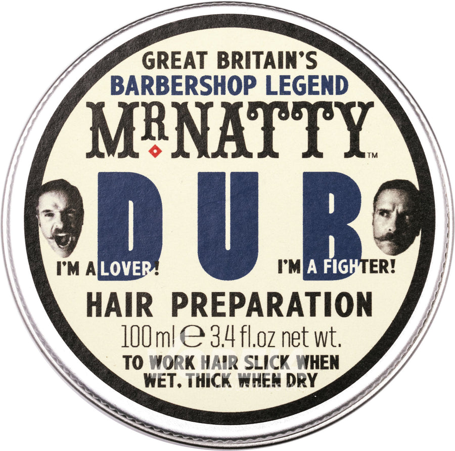 Mr Natty Hair Dub 100ml