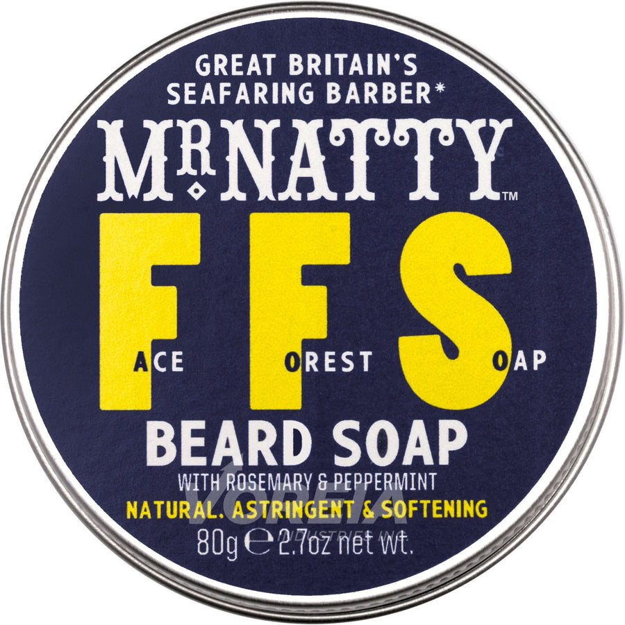 Mr Natty FFS (Face Forest Soap) 80g