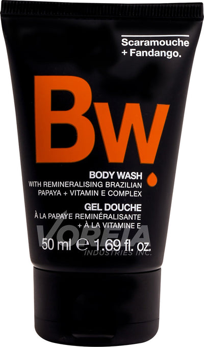 S&F - Body Wash - 50ml