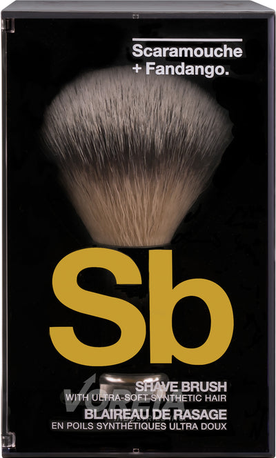 S&F - Shaving Brush (Synthetic)