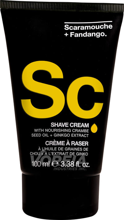 S&F - Shave Cream - 100ml