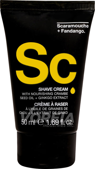 S&F - Shave Cream - 50ml