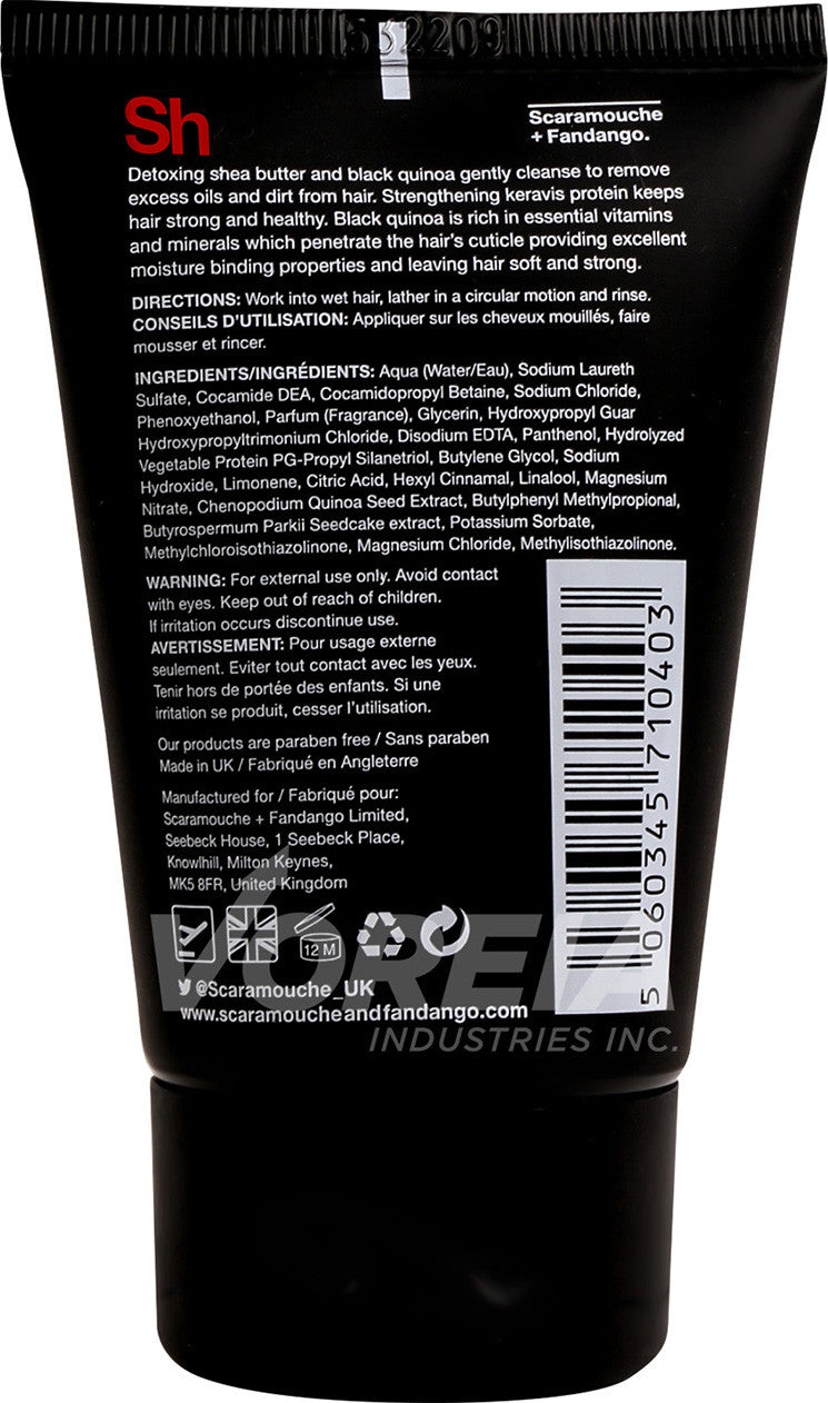 S&F - Shampoo - 50ml