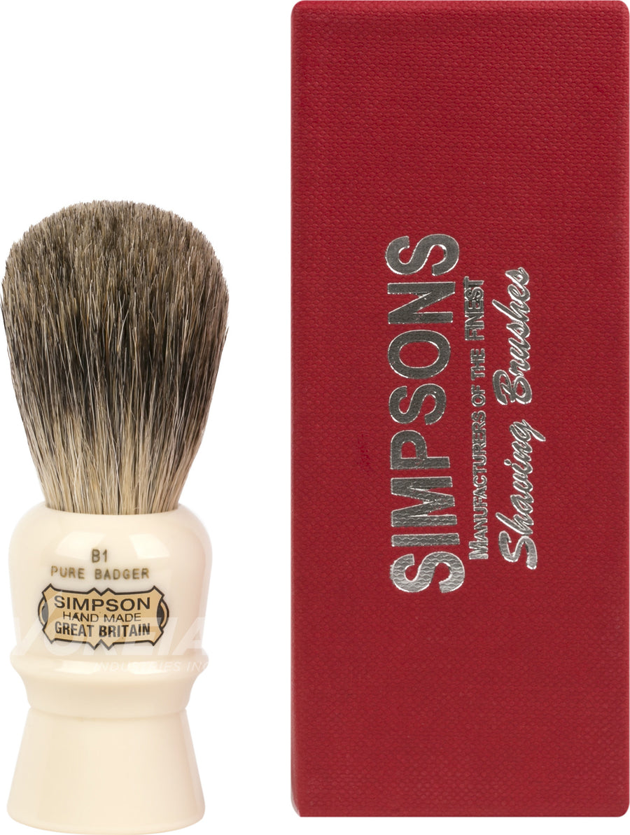 Simpsons - Beaufort B1 Pure Badger