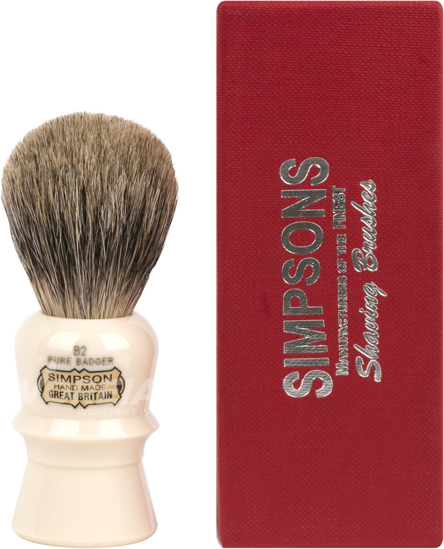 Simpsons - Beaufort B2 Pure Badger