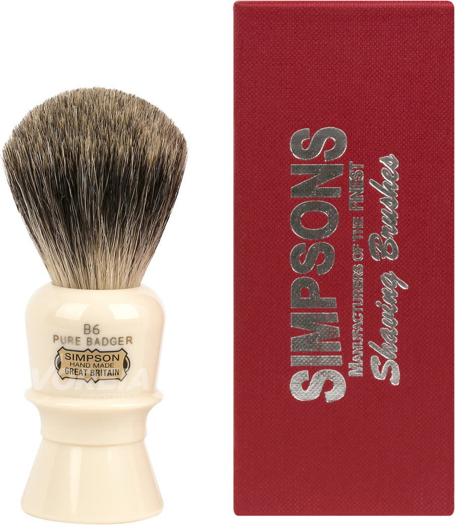 Simpsons - Beaufort B6 Pure Badger