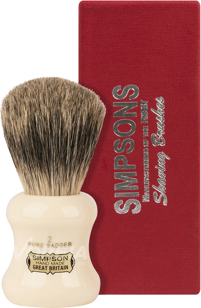 Simpsons - The Eagle G2 Pure Badger