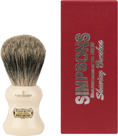 Simpsons - The Eagle G3 Pure Badger