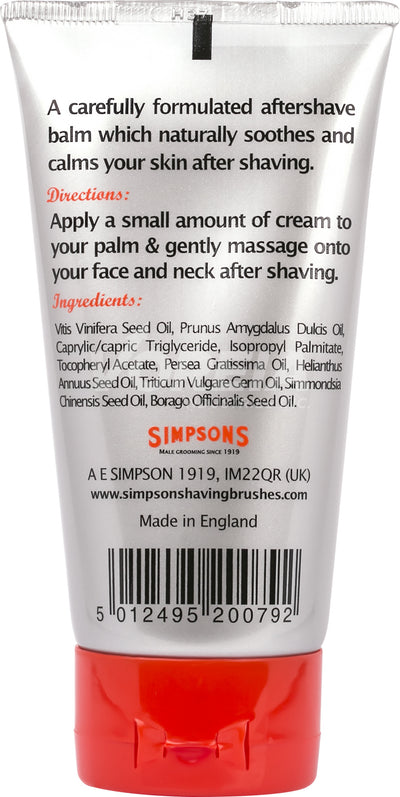 Simpsons - Aftershave Balm 75ml -Luxury