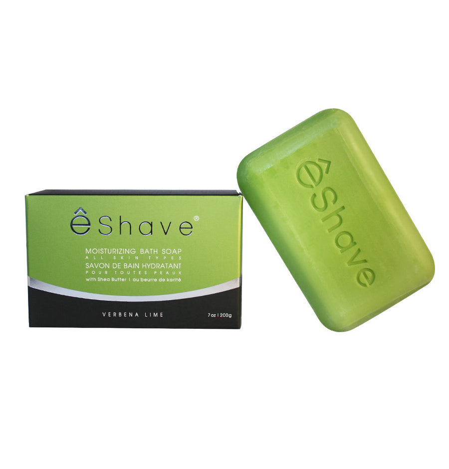 eShave Bath Soap 200g - Verbena Lime