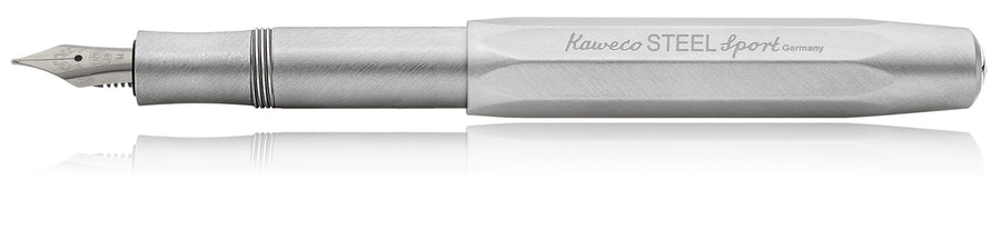 Kaweco Steel Sport - Fountain Pens