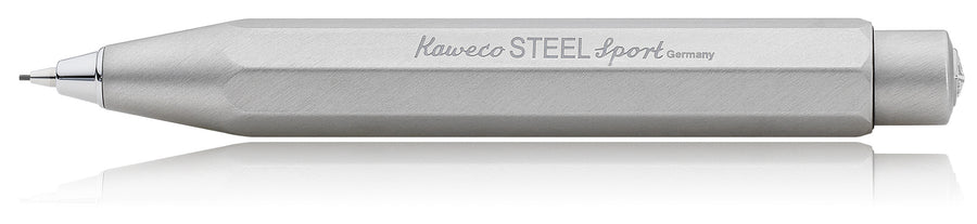 Kaweco Steel Sport - Push Pencils