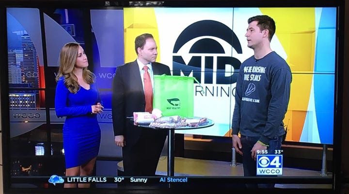 Meat Healthy on WCCO Mid Morning Show