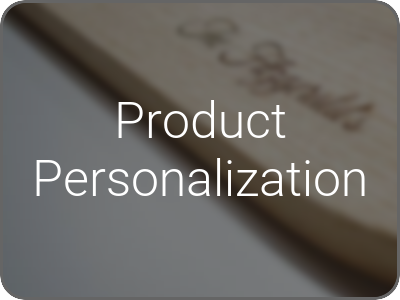 Product Personalization