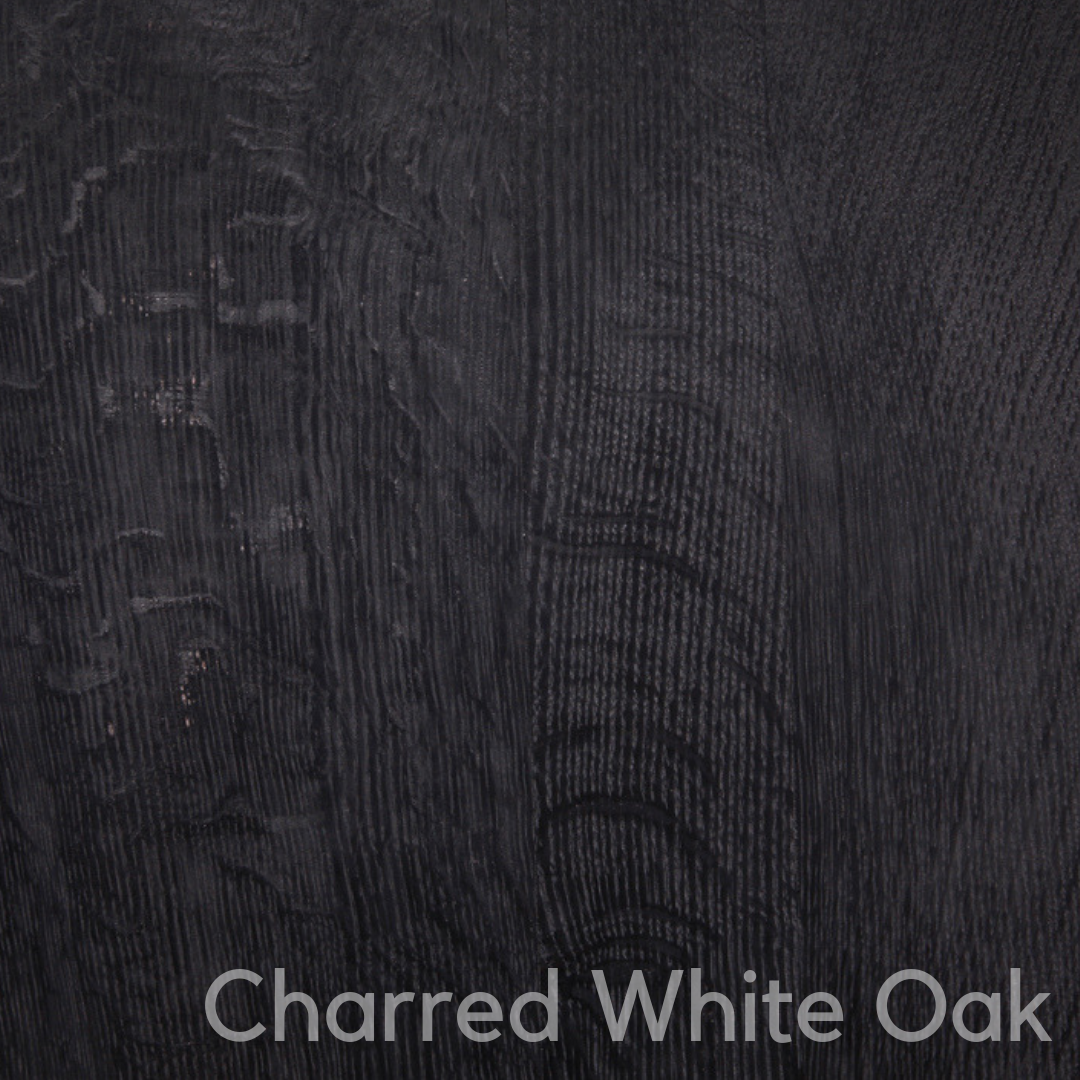 Charred White Oak | Rekindle