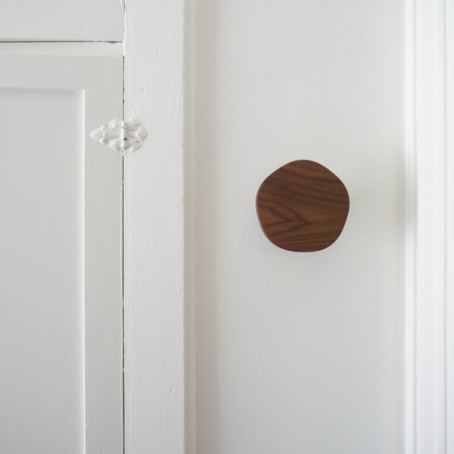 Pentagon Wood Wall Hook