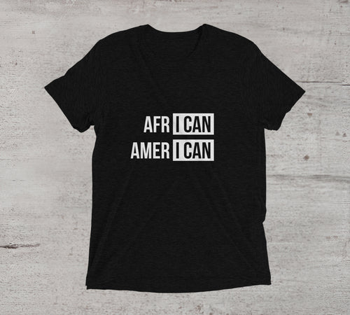 African American...I CAN!