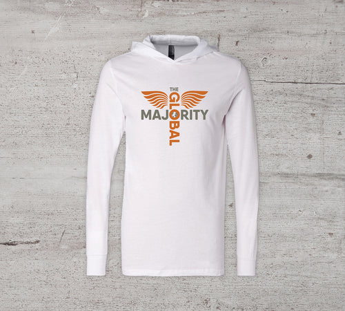 Global Majority Hooded T-Shirt
