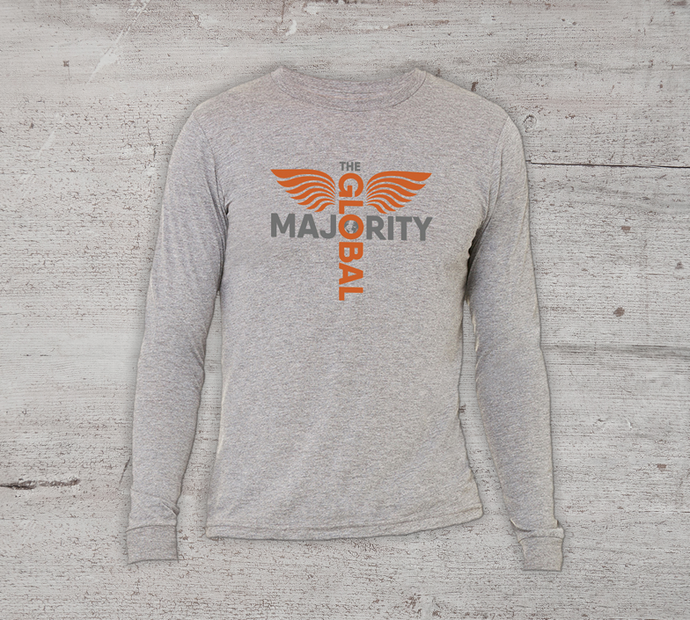 Global Majority Long-Sleeve T-Shirt