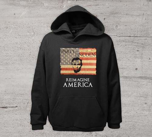 Party Of Lincoln-Hoodie