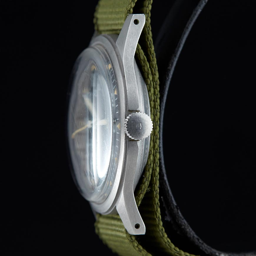 benrus gi military vintage watch