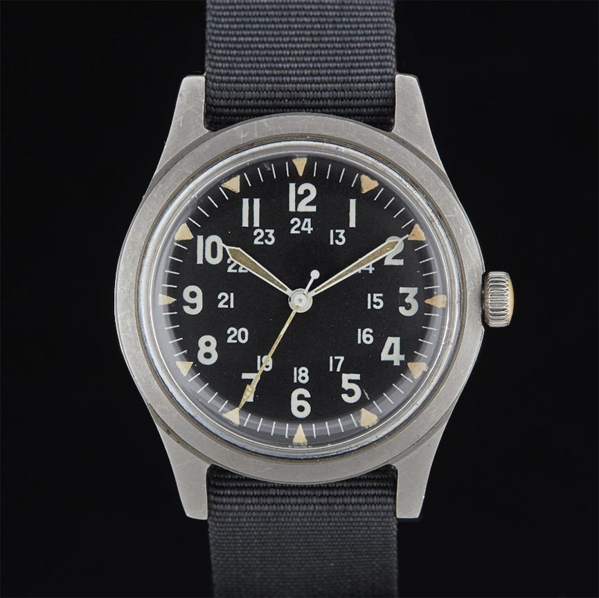 benrus gi watch for sale