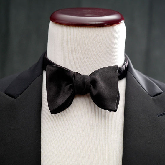 best formal bow tie tuxedo butterfly satin grosgrain le noeud papillon